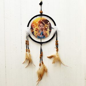 personalised dream catcher