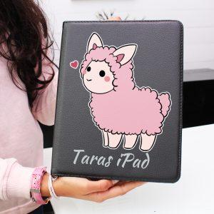 custom printed ipd case lama image