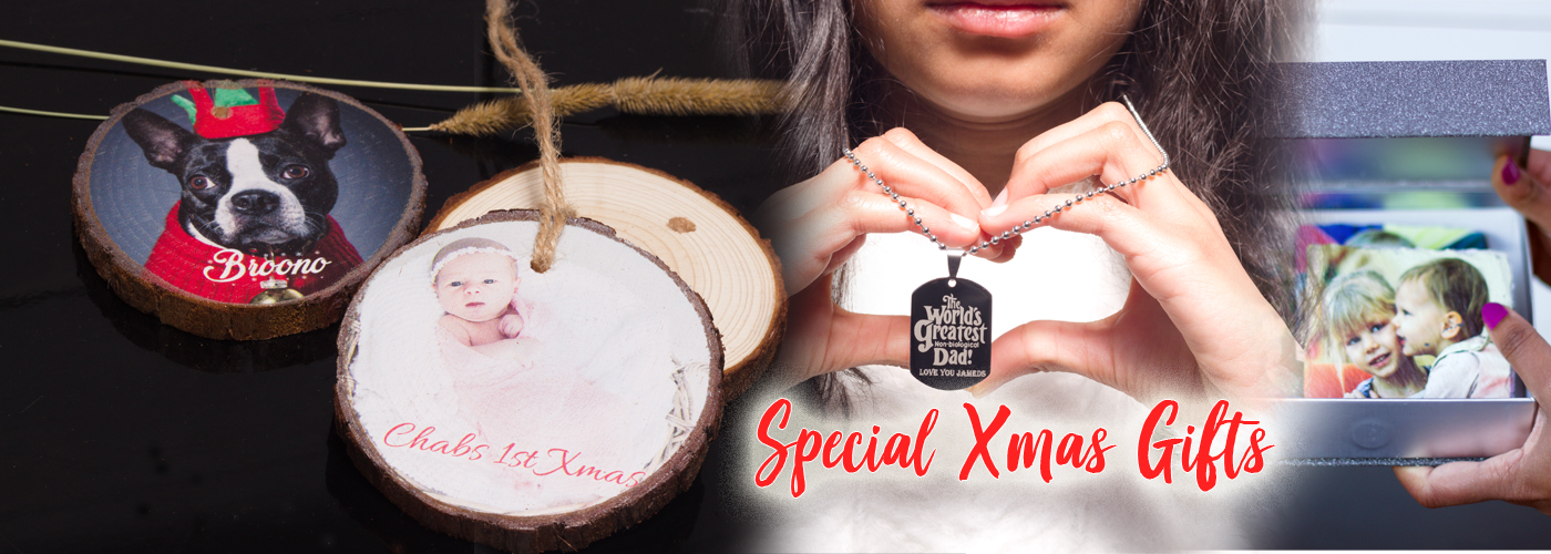 Printed gift house xmas special gifts
